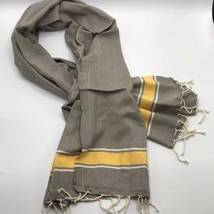 Fine Foutas, %100 Cotton scarf